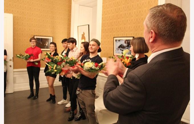 Ocenení študenti