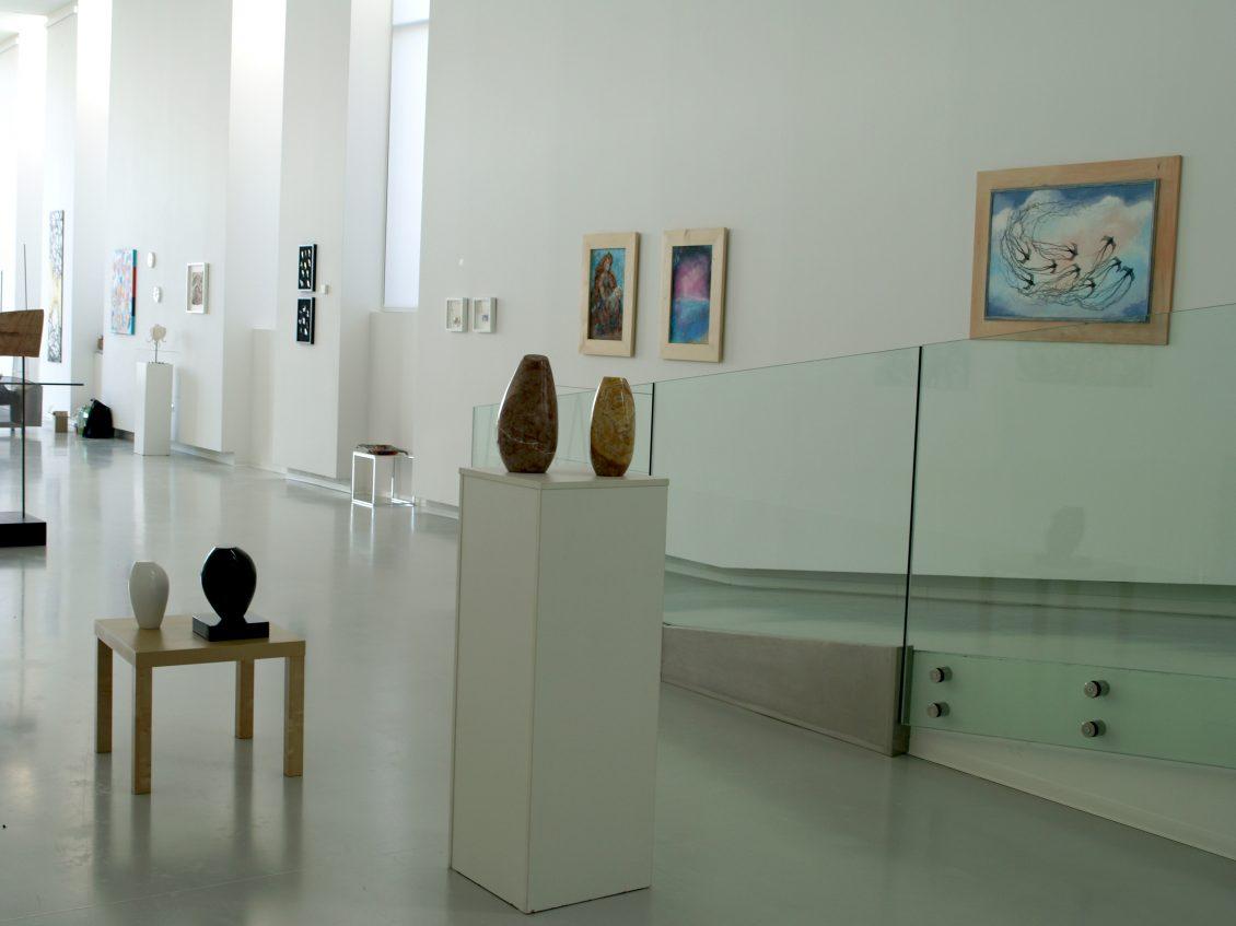 Vernisáž v priestoroch ZOYA Museum otvorila vo štvrtok výstavu Salón výtvarníkov 2017
