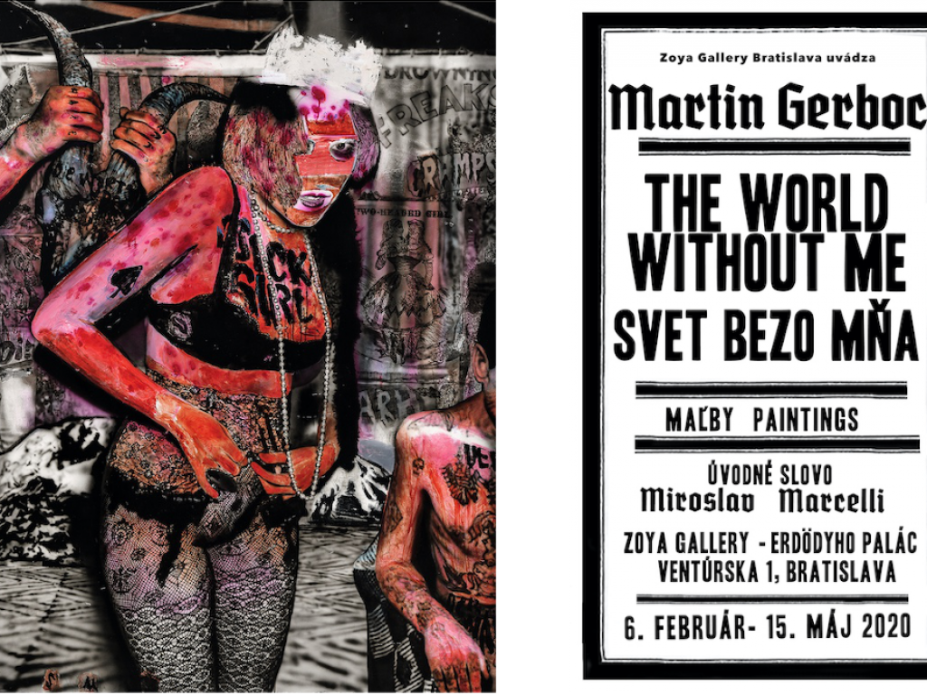 Martin Gerboc | The World Without Me | Svet bezo mňa
