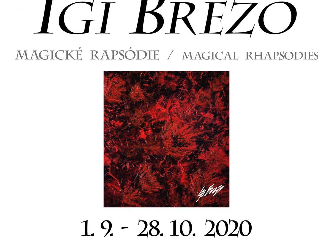 Igi Brezo – Magické rapsódie